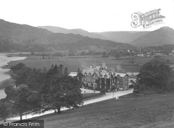 Grasmere, Prince Of Wales Hotel 1912