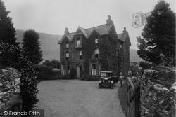 Grasmere, Ravenswood Hotel 1929