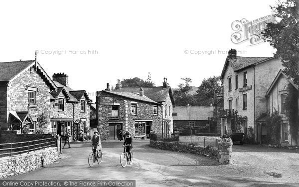 Grasmere, Red Lion Square 1926.  (Neg. 79206)  � Copyright The Francis Frith Collection 2008. http://www.francisfrith.com