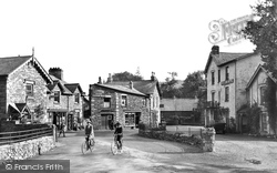 Grasmere, Red Lion Hotel And Red Lion Square 1926