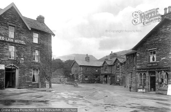 Photo of Grasmere, Red Lion Square 1926
