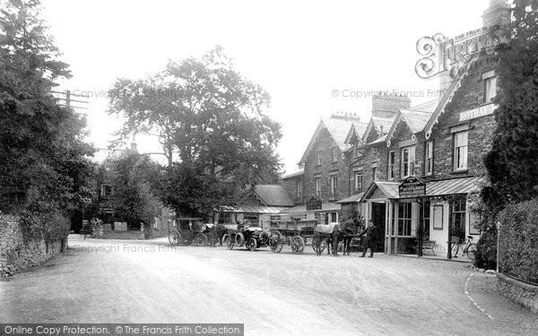 Photo of Grasmere, Rothay Hotel 1912