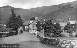 Grasmere, Showing Stone Arthur And Green Head 1926