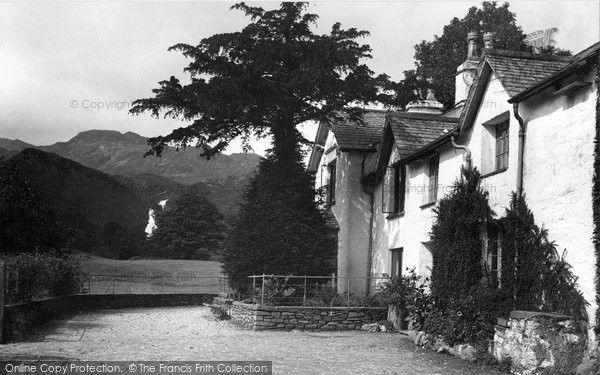 Grasmere, 1888.  (Neg. 20547)  � Copyright The Francis Frith Collection 2008. http://www.francisfrith.com