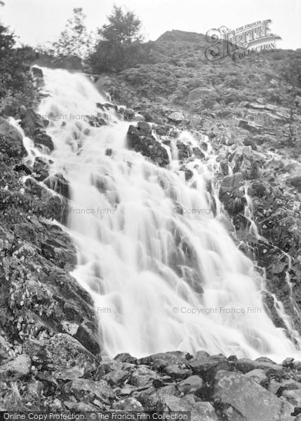 Photo of Grasmere, Sour Milk Gill Force 1929