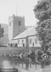 Grasmere, St Oswald's Church 1892