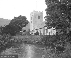 Grasmere, St Oswald's Church 1912