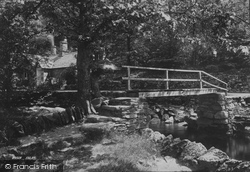 Grasmere, Steel Bridge 1892