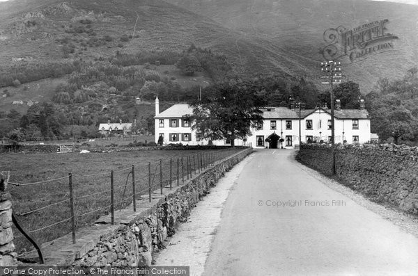 Photo of Grasmere, Swan Hotel 1926