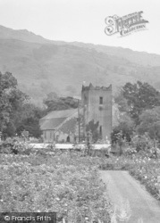 Grasmere, The Church Of St Oswald 1929