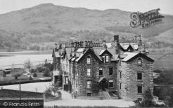Grasmere, The Hotel c.1872