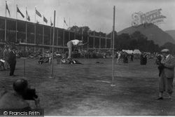 Grasmere, The Sports, High Jump c.1940