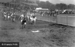 Grasmere, The Sports, Junior Running Race c.1940
