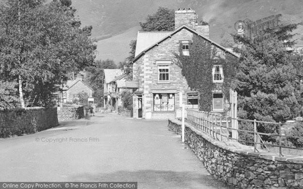 Photo of Grasmere, Village Shop 1926