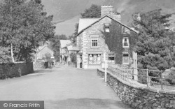 Grasmere, Village Shop 1926