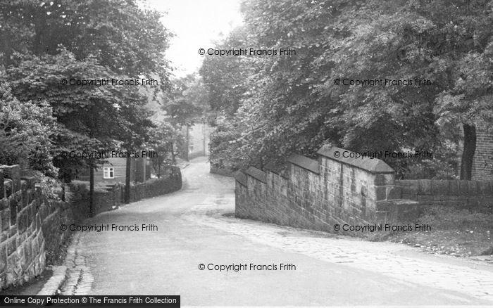 Photo of Grasscroft, Clough Lane c.1955