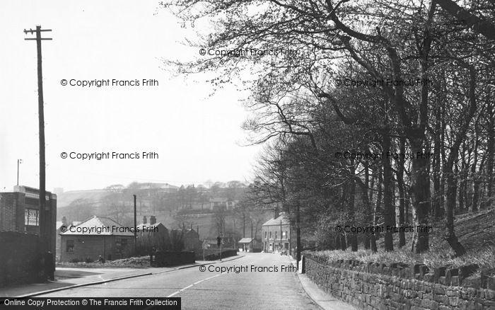 Photo of Grasscroft, Mosley Road c.1955