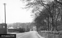 Mosley Road c.1955, Grasscroft
