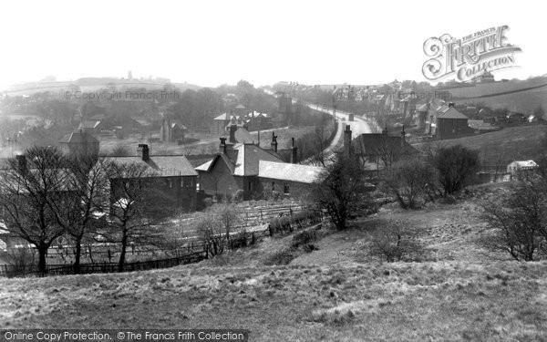 Photo of Grasscroft, Oldham Road c.1955