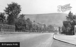 Oldham Road c.1955, Grasscroft