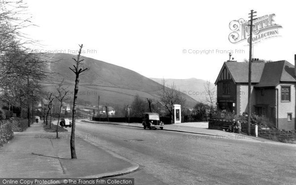 Photo of Grasscroft, The Post Office c.1955