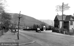 The Post Office c.1955, Grasscroft
