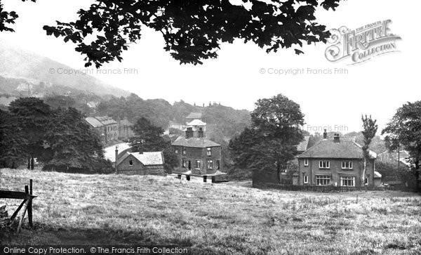 Photo of Grasscroft, View From Beech Lane c.1955