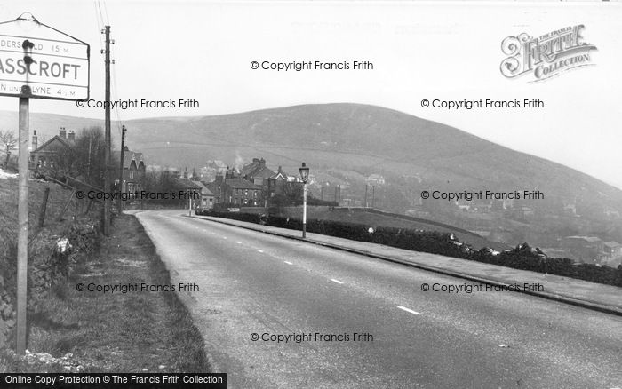 Photo of Grasscroft, Wharmton c.1955