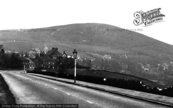 Photo of Grasscroft, Wharmton Hill c.1955