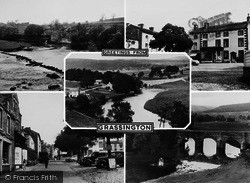 Grassington, Composite c.1955