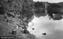 Grassington, Fishing 1926