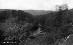 Grassington, From Grass Woods 1900