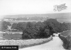 Grassington, From South 1900