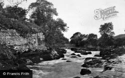 Grassington, Ghaistrills 1926