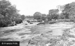 Grassington, Ghaistrills Force 1900