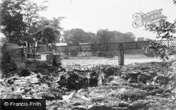 Linton Falls c.1935, Grassington