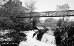 Linton Falls c.1950, Grassington