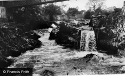 Linton Falls c.1960, Grassington