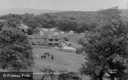 Long Ashes, Netherside c.1955, Grassington
