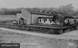 Long Ashes, Netherside c.1960, Grassington