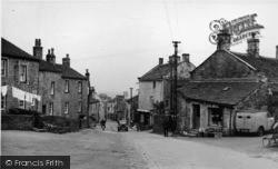 Grassington, Main Street c.1950