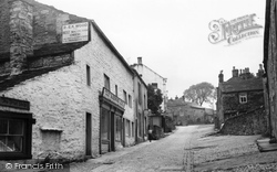 Grassington, Main Street c.1955
