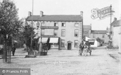 Grassington, Square c.1910