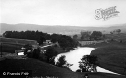 Grassington, The Bridge c.1935