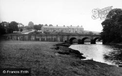 The Bridge c.1960, Grassington