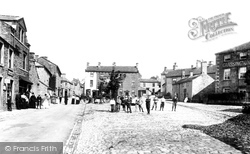Grassington, The Square 1900