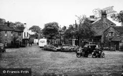 The Square c.1950, Grassington