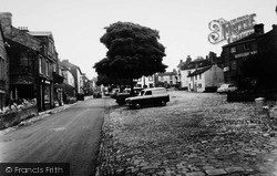 Grassington, The Square c.1955