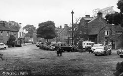 Grassington, The Square c.1960