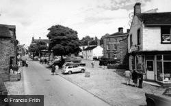 The Square c.1960, Grassington